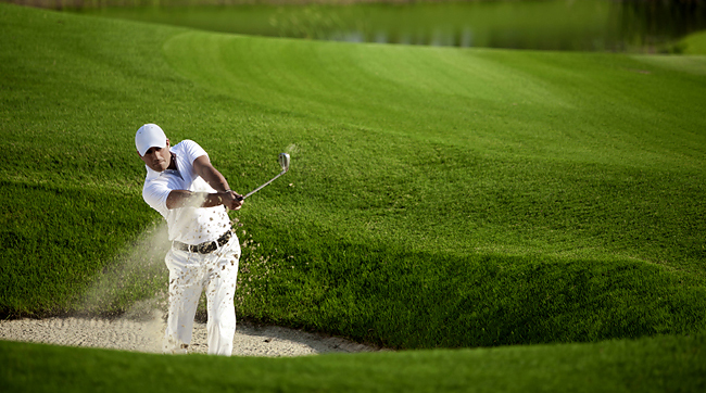 Nära till Golf